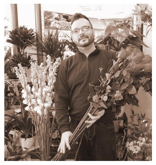 Pedro Moreno Florista